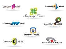 Logo d'affaires Photos libres de droits