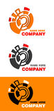 Logo d'affaires Photos stock