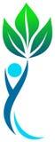 Logo d'agriculture Images libres de droits
