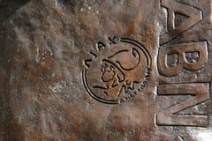 Logo d'Ajax Amsterdam Photo libre de droits