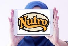 Logo d'aliment pour animaux familiers de Nutro Image libre de droits