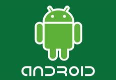 Logo d'Android illustration libre de droits