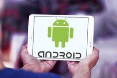 Logo d'Android Image libre de droits