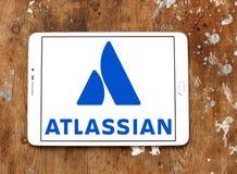 Logo d'Atlassian Corporation Photo stock