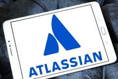 Logo d'Atlassian Corporation Images stock