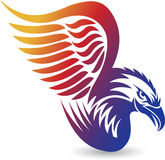 Logo d'Eagle Images stock