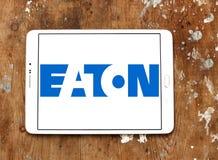 Logo d'Eaton Corporation Image stock
