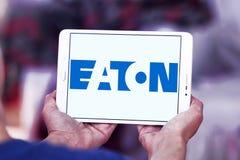 Logo d'Eaton Corporation Photographie stock libre de droits