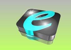 Logo d'email Photo libre de droits