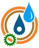 Logo d'essence illustration de vecteur