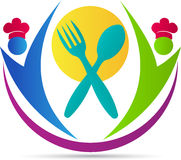 Logo d'hôtel Image stock