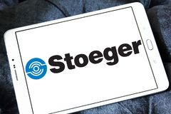 Logo d'industries de Stoeger Photos stock