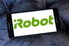 Logo d'IRobot Corporation Photos stock
