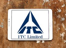 Logo d'ITC Company Limited Images libres de droits