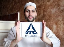 Logo d'ITC Company Limited Photo libre de droits