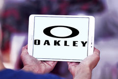 Logo d'Oakley Images stock