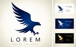 Logo d'oiseau Photos stock