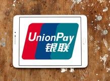 Logo d'UnionPay Image libre de droits