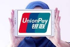 Logo d'UnionPay Image stock