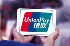 Logo d'UnionPay Photos libres de droits