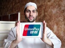 Logo d'UnionPay Photo libre de droits