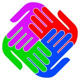 Logo d'unité Image libre de droits