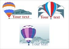 Logo de Baloon Photos libres de droits