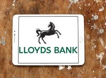Logo de banque de Lloyds Photographie stock libre de droits