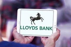 Logo de banque de Lloyds Photographie stock