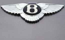 Logo de Bentley photos libres de droits