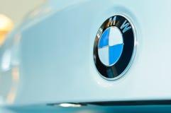 Logo de BMW Images stock