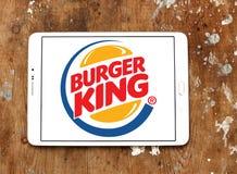 Logo de Burger King photos stock