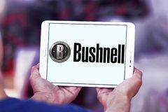 Logo de Bushnell Corporation Image stock