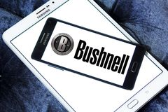 Logo de Bushnell Corporation Image libre de droits