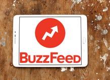 Logo de BuzzFeed photographie stock
