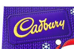 Logo de Cadbury Image libre de droits