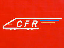 Logo de CFR Photos stock