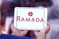 Logo de chaîne d'hôtel de Ramada image libre de droits