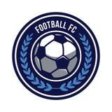 Logo de championnat du football Photos libres de droits