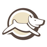 Logo de chiot
