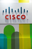 Logo de Cisco Image stock
