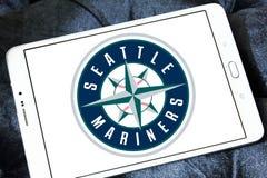 Logo de club de base-ball de Seattle Mariners Photographie stock libre de droits