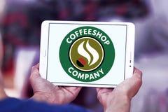 Logo de Coffeeshop Company Photographie stock