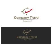 Logo de compagnie Photographie stock libre de droits
