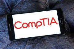 Logo de CompTIA Images libres de droits