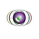 Logo de conception Photographie stock libre de droits