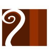 Logo de conception intérieure Photos stock