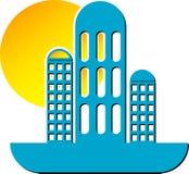 Logo de construction illustration stock