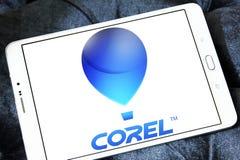 Logo de Corel Corporation Images stock