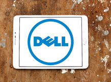 Logo de Dell Images stock